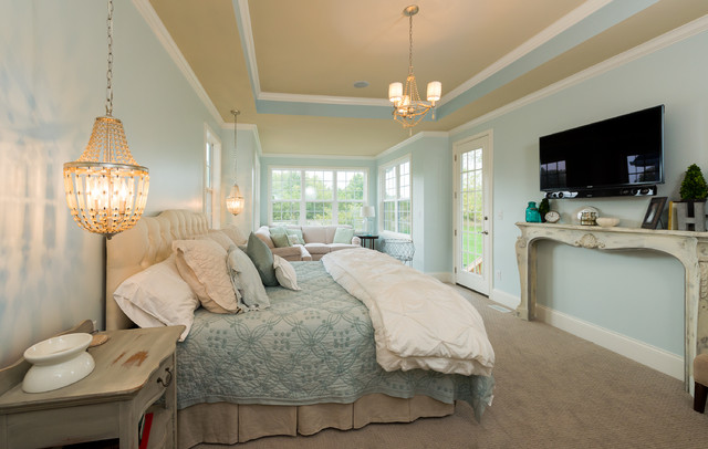 Country Bedroom Addition