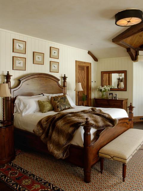 Country Bedroom farmhouse-bedroom