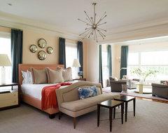 Washington, CT, Home contemporary-bedroom