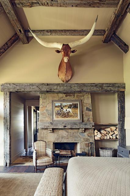 Marsh rustic-bedroom