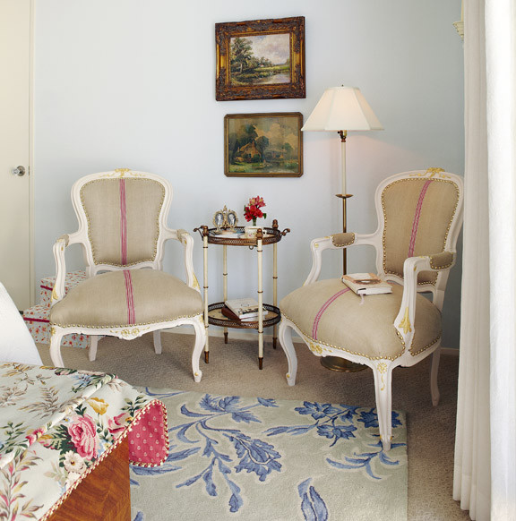 Country French Cottage Bedroom 2 Traditional Bedroom Dallas By Patti Allen Interiors