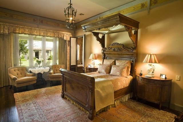 Country french custom home 1 master bedroom for French country master bedroom