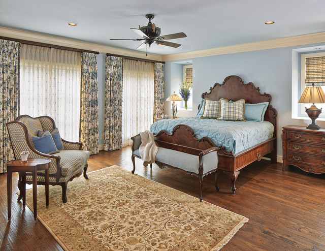 Country French Dallas Townhome Traditional Bedroom Dallas By Top Drawer Interiors