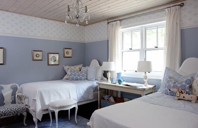 Country living residence sarah richardson design for Sarah richardson bedroom designs