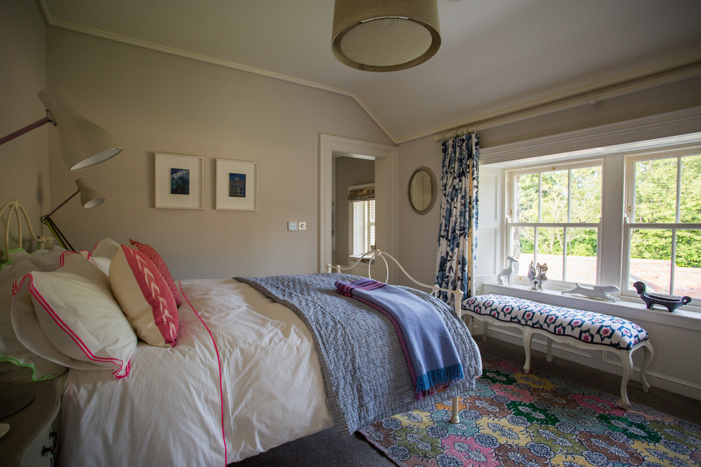 Country Manor - Contemporary - Bedroom - Belfast - by ...