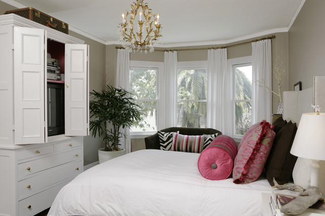 Cow Hollow Residence traditional bedroom