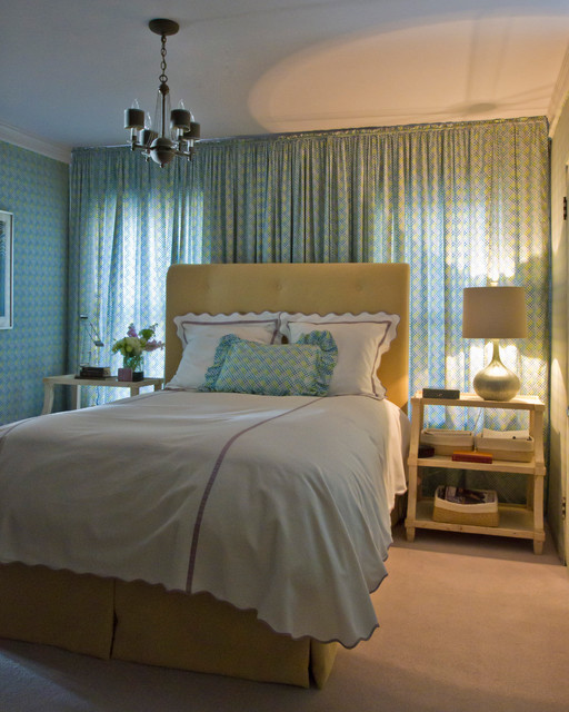 Cozy cottage bedroom and bath eclectic bedroom for Cozy cottage bedroom ideas