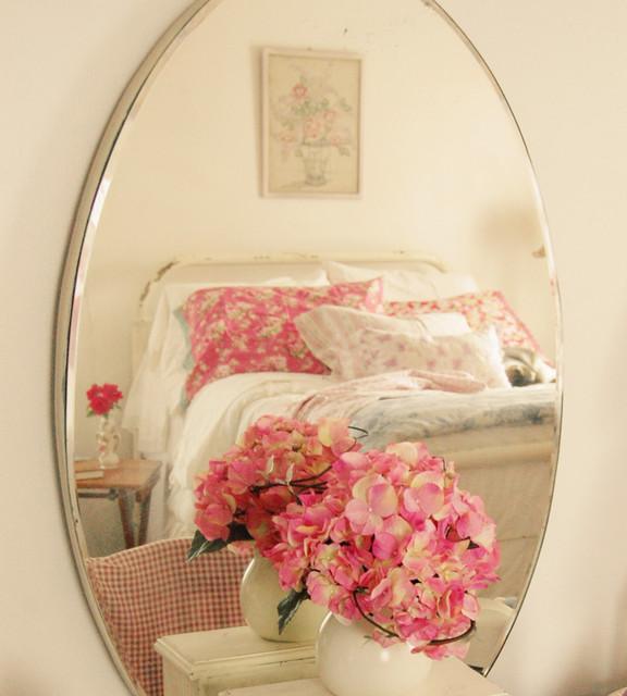 Cozy Cottage Bedroom eclectic-bedroom