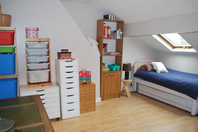 Craft room declutter bedroom other by the clutter fairy Declutter bedroom
