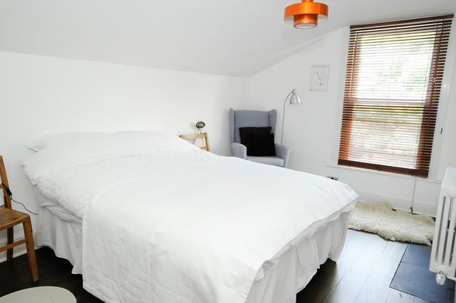 Crafted minamilism contemporary-bedroom