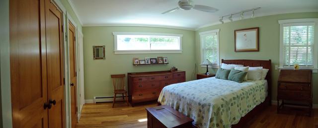 Craftsman Charm craftsman-bedroom