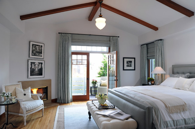 Craftsman Charm transitional-bedroom