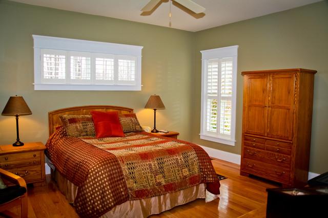 craftsman bedroom 1
