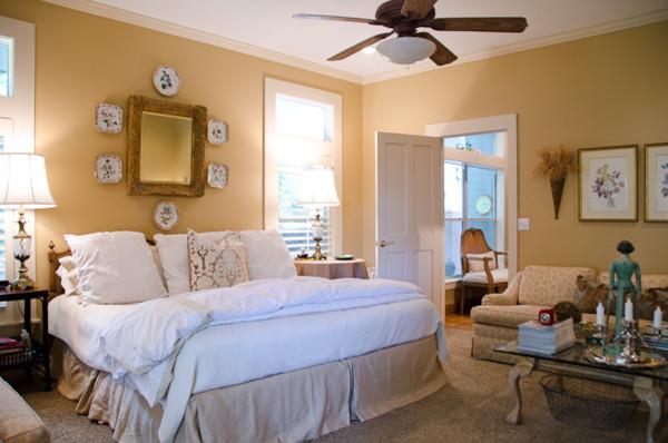 Craftsman Bungalow Bedroom Interiors on Craftsman Interior Design Bedroom