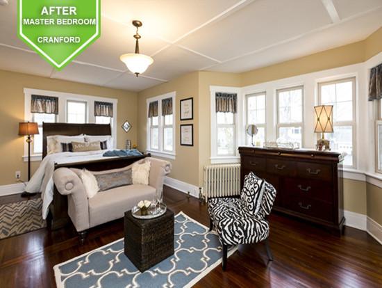 Cranford After Master Bedroom