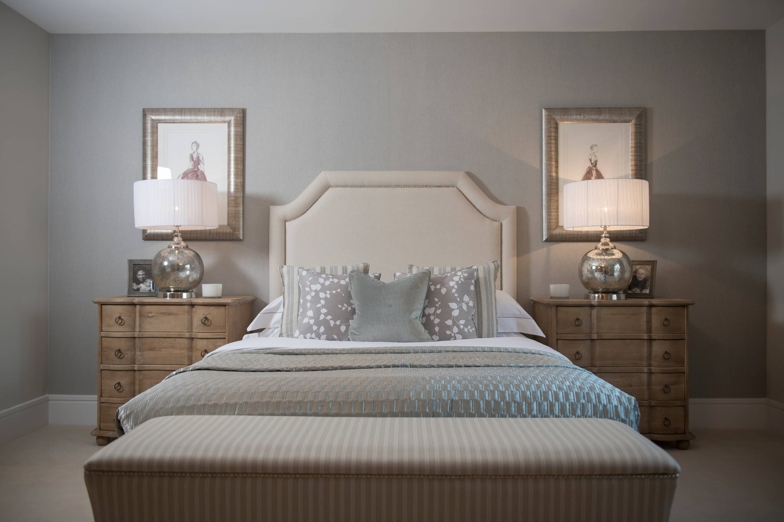 Picture of: Bedroom Table Lamps Houzz