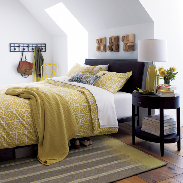 Crate and barrel living - Crate barrel bedroom furniture ...