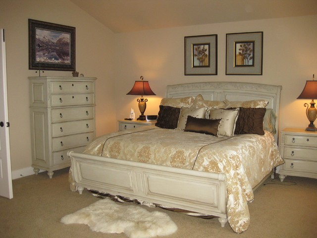 Cream Colored Bedroom