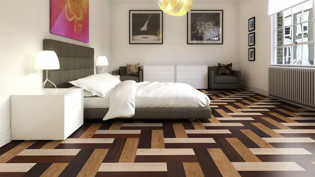 Create your own wood flooring design contemporary for Design your own bedroom