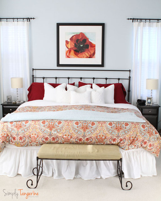 Creating A Comfortable And Inviting Bedroom With Just A