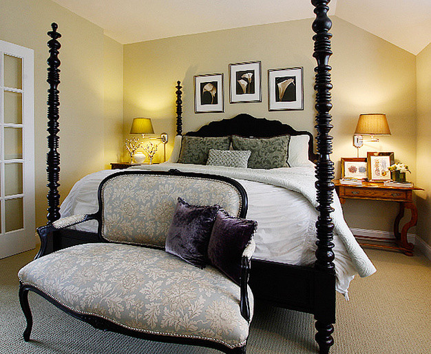creative country master suite traditional bedroom 13572 | traditional bedroom