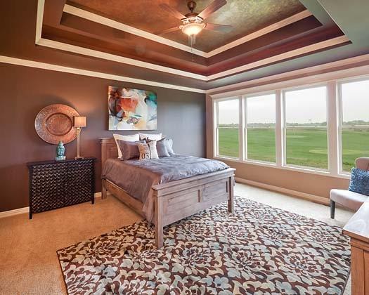 Creekmoor Bedroom