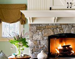 Crisp Architects traditional-bedroom