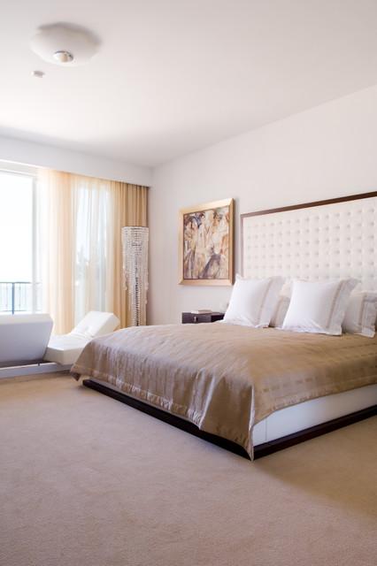 Critz Residence contemporary-bedroom