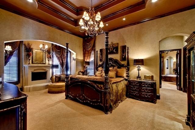 Crown Forest Project Traditional Bedroom Dallas By