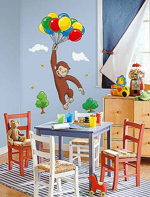 Curious george bedroom ideas 28 images curious george for Curious george bedroom ideas