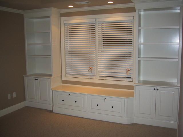 Superbe Custom Built Wall Units   Traditional   Bedroom   Atlanta ...