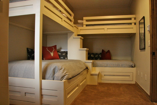 Custom Bunk Beds custom bunk beds