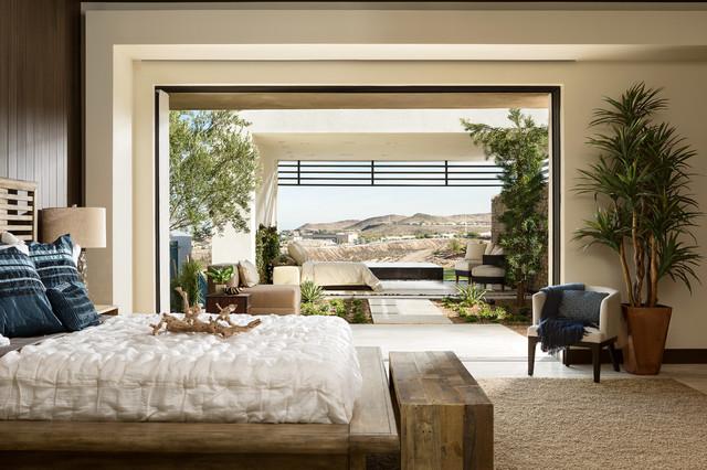 Creative Window Treatments Bedrooms