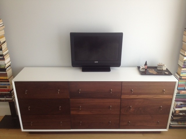 Custom Dresser contemporary-bedroom