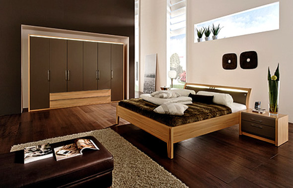 Custom furniture contemporary bedroom other metro for Interior woodwork designs