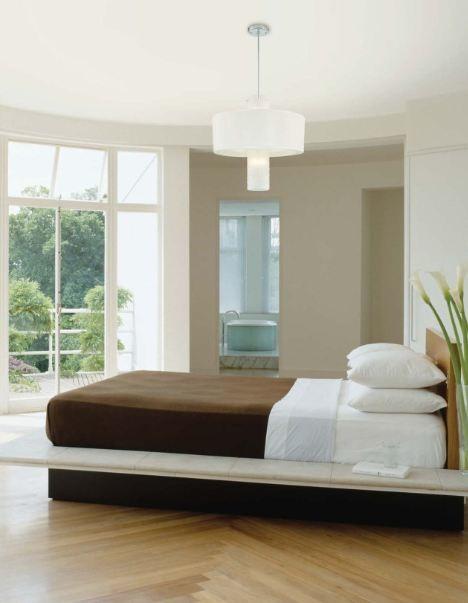 Custom Lighting modern-bedroom