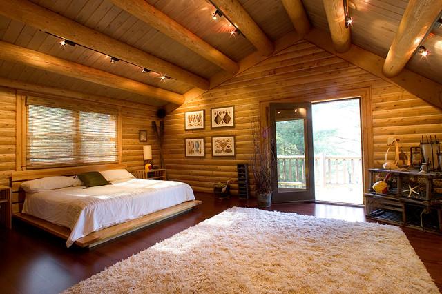 Custom log home for extreme makeover home edition for Extreme makeover home edition bedroom ideas