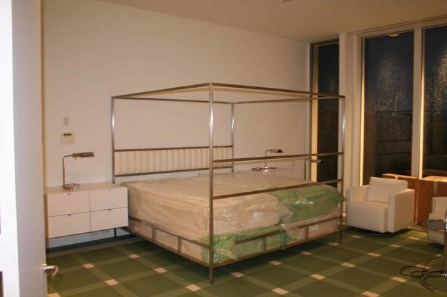 custom made furniture modern bedroom dc metro by sarkissian