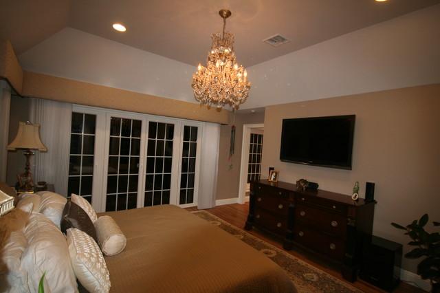 Custom master suite addition for Master bedroom suite addition