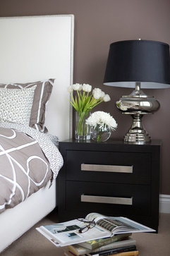 Custom Millwork contemporary bedroom toronto by Jodie Rosen Design from houzz.com