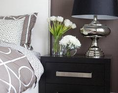 Custom Millwork contemporary-bedroom