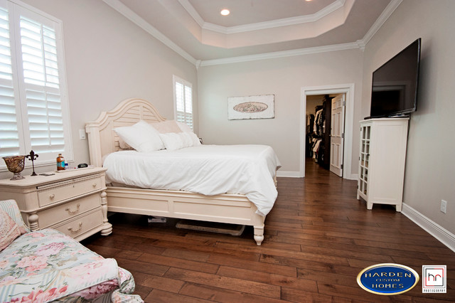 Custom Mother In Law Suite Matching Home Farmhouse