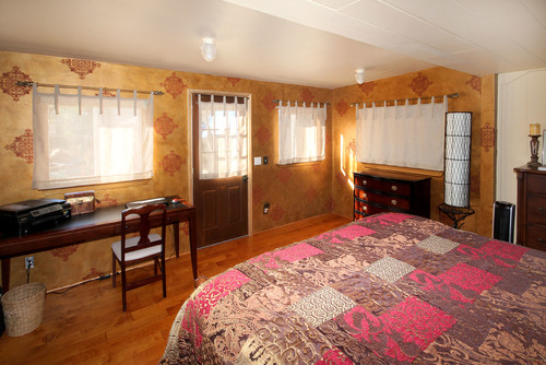 Custom Painting - Interior - Railroad Car House