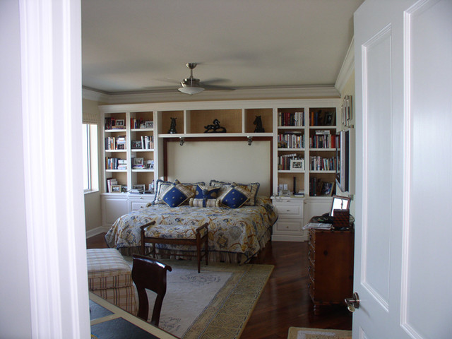 Exceptionnel Custom Wall Units   Contemporary   Bedroom   Miami   By ...