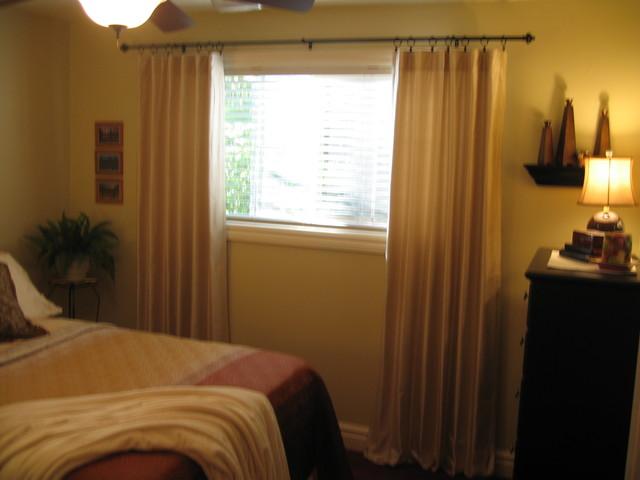 D Brandon - Guest Room traditional-bedroom