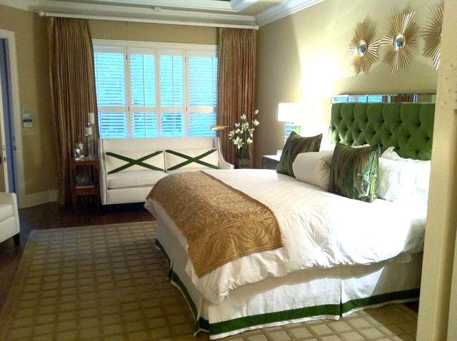 Dallas project contemporary-bedroom