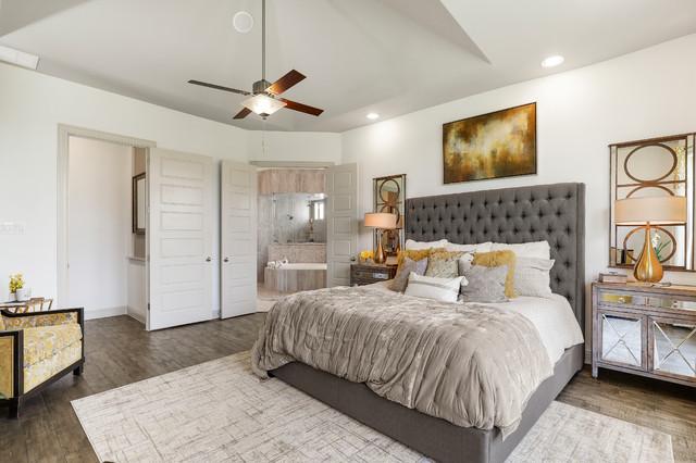 Dallas, Texas | Stonegate - Elite Berlin Master Bedroom ...