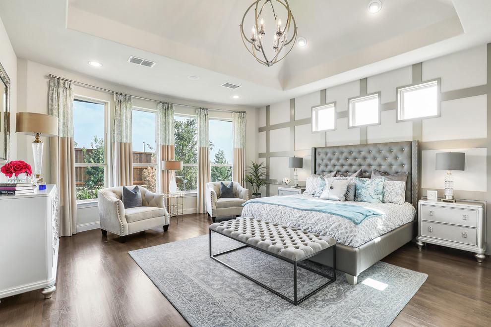 Dallas, Texas | Stonegate - Elite Rome Master Bedroom ...