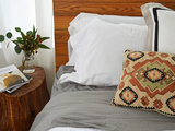 eclectic bedroom 10 Tips for a More Peaceful Home (8 photos)