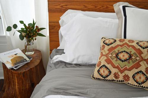 Strålande Gör det själv: Så gör du ett hemmagjort bord av en trästubbe! YO-94